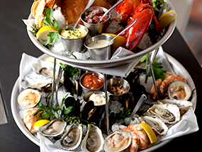 Grand Shellfish Tower